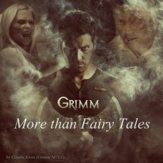 Grimm more than Fairy Tales Nbc Grimm, Grimm Tv Show, Grimm Series, Tv Series, Portland, Oregon, David Giuntoli, Police Detective, Grimm Fairy Tales