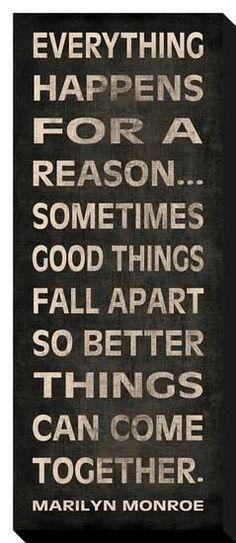 Wisdom Quotes : Everything Happens Inspiration Inspirational Old Fashioned Motivation Living Roo Quotes Thoughts, Life Quotes Love, Great Quotes, Quotes To Live By, Me Quotes, Motivational Quotes, Inspirational Quotes, Wisdom Quotes, Faith Quotes