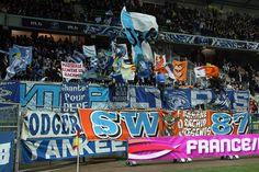 Quevilly / OM (Coupe de France - 1/4 de finale) - South Winners Marseille - Olympique de Marseille - www.sw87.com