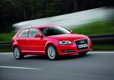 The Sub Special - Red AUDI A3 Fifty Shades of Grey