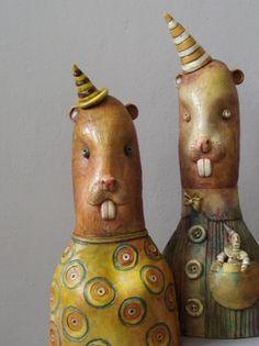 ceramic by Alex Johanson at Coroflot.com