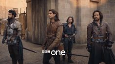 Here it is.... First Official trailer for the UK... Programme website: http://bbc.in/1VUfqEQ As the battle scarred Musketeers reunite, can Aramis overcome the war on his conscience?