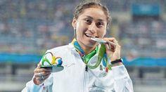 México terminó en lugar 61 del medallero Olímpico