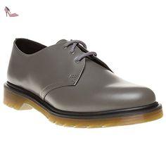 Dr Martens 1461 Homme Chaussures Gris - Chaussures dr martens  (*Partner-Link)