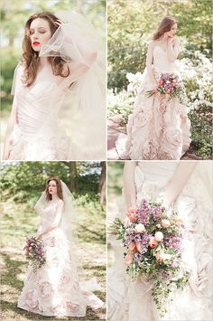 Romantic country wedding (137) by summerdresses2012, via Flickr