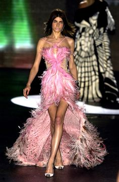 I could salsa in this Roberto Cavalli dress. -- Grace Ormonde Wedding Style