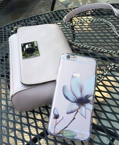 Iris case from the Floral Collection at Elemental Cases. Available for iPhone 6/6s and 6 Plus/6s Plus