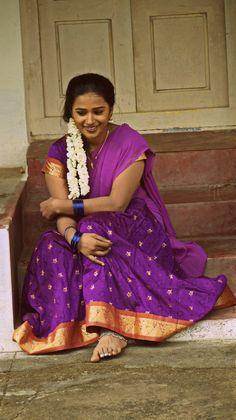 Kanniha VJ-pavadai thavani - girls traditional attire of TamilNadu #MyStateWithJaypore