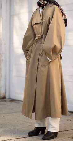 Winter Jackets Online, Coats For Women, Jackets For Women, Long Winter Jacket, Suede Trench Coat, Clothes For Sale, Clothes For Women, Vintage Coat, Winter Fashion Outfits