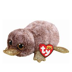 TY Beanie Babies Perry the Platypus Perry Ty family: Beanie Boos Style number: 36218 Animal: Platypus Birthday: April 25 Intro date: June Beanie Babies, Plush Animals, Felt Animals, Big Eyed Stuffed Animals, Funko Pop, Ty Beanie Boos Collection, Ty Peluche, Le Castor, Perry The Platypus
