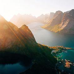 Reinebringen, Norway by @ali.horne