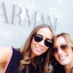 Sfilata Armani - Milano fashion week - settembre 2015