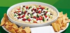 Layered Greek Dip - Party Food Recipes - YOURLifeChoices Australia