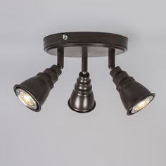 Spot Light Coney 3 Rust