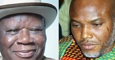 Elder statesman and notable Ijaw leader Edwin Clark has described as 'nonsense' the agitation for the creation ofBiafra by IPOB leader Nnamdi Kanu and other agitators.  Clark who said this when he received the chairman of the senate committee on Local and Foreign Debt Shehu Sani at his home in Abuja. said Nigeria does not need another Biafran war where a lot of people lost their lives.  Kanu and his group have been in the vanguard for the creation of Biafra. They have even threatened to…