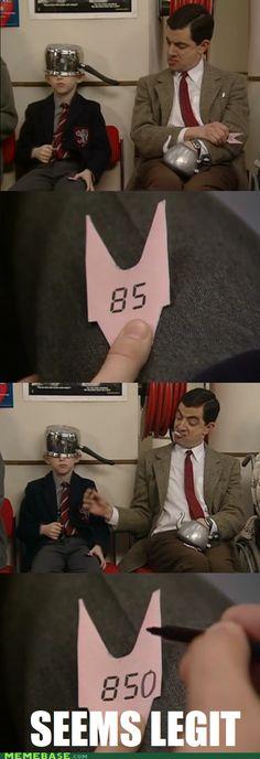 """Goodnight Mr. Bean"""