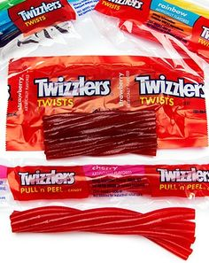 You want the perfect Twizzlers assortment for Halloween?  We've got them right here:  http://www.candywarehouse.com/products/twizzlers-snack-size-assortment-120-piece-bag/