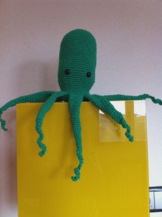 Pulpi the Octopus by Teresa Alvarez | Free Ravelry pattern download