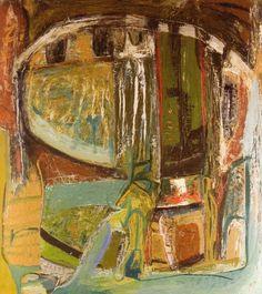peira:    Peter Lanyon: Saracinesco (1961) via Graham Ward