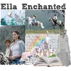 Designer Clothes, Shoes & Bags for Women Ella Enchanted, Movie Costumes, Films, Movies, Anna, Shoe Bag, Polyvore, Design, Women