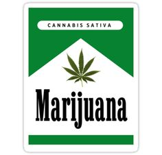 "Marijuana #cigarette pack, parody of #Marlboro, by #crazytees on #Redbubble.  #zeitgeberenzyme More ""I Love #Weed"" #tshirts and designs at: http://www.zazzle.com/thenaughtynook/marijuana?rf=238479042766184488 and http://www.cafepress.com/thenaughtynook/s_marijuana?aid=78178956 #marijuana #cannabis #ganja #doobie #spleef #pot #hash #420"