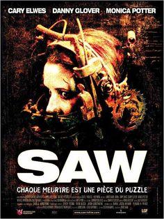 Danny Glover, See Movie, Movie Tv, Jigsaw Movie, Saw Film, Saw 1, Horror Films, Fantastic Art, Film Festival
