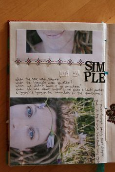 remember when art journal prompts