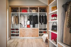 Useful great ideas to arrange your wardrobe wisely and elegantly -  A clean and arranged wardrobe in your own bedroom speaks a lot about you. In this case, it will reflect your organized personality and stylish taste as you have elegant and organized wardrobe. Some may wonder how to arrange your wardrobe in elegant and stylish way. So, read this article and you...