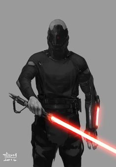 All kind of scifi and digital art goodness! Star Wars Jedi, Star Wars Droids, Star Wars Rpg, Star Wars Concept Art, Star Wars Fan Art, Sith Armor, Star Wars Characters Pictures, Fantasy Characters, Star Wars Drawings