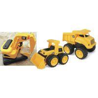CAT® Toddler Tough Trucks 3pc Set