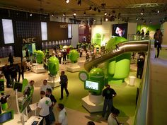 Android-Land at Mobile World Congress by textlad, via Flickr