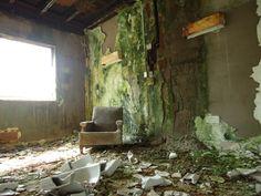 Davis Hospital, Statesville NC. Nothing says haunted and terrifying quite like an abandoned hospital.