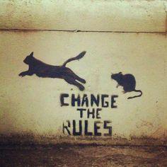 Cambia le regole