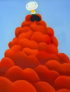 Pile of Love 2003 46 x 39 by Mackenzie Thorpe You Are My Rock, Elton John Aids Foundation, Save The Children, Art Pictures, Bing Images, Original Paintings, Middlesbrough, Fine Art, Wall Art
