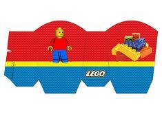 PrazdnikDekor. День рождения Lego: скачать и распечатать