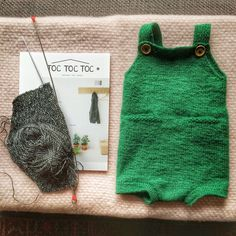 Ravelry: bpro's Ministrikk pocket playsuit