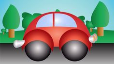 A silly transportation song for kids all about cars, cars, cars, cars! . . . CARS! #transportation