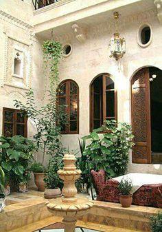 Mandaloun Hotel - Old Aleppo - Syria