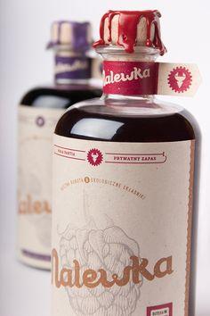 Nalewka on Packaging Design Served