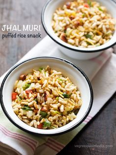 jhal muri recipe with step by step photos. jhal muri is a tasty and very popular street food snack from kolkata. jhal muri has many flavors, textures and taste. the spiciness and heat comes from the green chilies. peanuts add to a nice crunchiness. the tangy taste is from tomatoes and lemon juice. the spice powders add some aroma and depth, whereas the mustard oil takes this simple snack to a wholly new level.