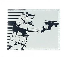 Star Wars Stormtrooper Galactic Empire Bifold Wallet
