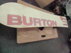 BURTON バートン スノーボード バインディング付 150cm _画像1