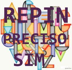 REPIN SIM Também quero Repins. SDV por favor!