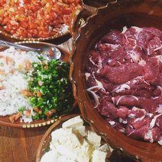 Carne Asada #MexicanFood #Mexico #Organics #Cheese #Fresh #Food #Plates by @miriamca8