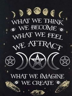 Image uploaded by Ibizahippy. Find images and videos about quotes, witch and wicca on We Heart It - the app to get lost in what you love. Great Quotes, Quotes To Live By, Me Quotes, Motivational Quotes, Inspirational Quotes, The Words, Magick, Witchcraft, Under Your Spell