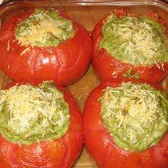 Kathy's Baked Stuffed Tomatoes Allrecipes.com