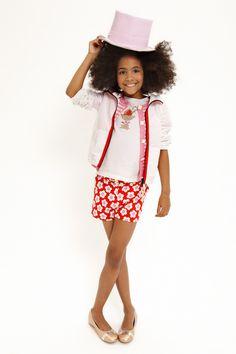 River Woods SS14, moda infantil alegre y elegante