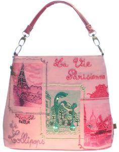 """Lollipops Paris """"La Vie Parisienne de Lollipops"""" Embellished Fabric ... This seems sensational? Just what do you assume"""