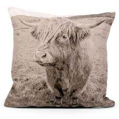 http://www.dunelm-mill.com/shop/highland-cattle-tapestry-cushion-451992
