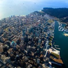 A Bursting City ♦ Vancouver, British Columbia, Canada Vancouver Hotels, Downtown Vancouver, North Vancouver, Vancouver Island, World Beautiful City, Beautiful Places, Las Vegas, Vancouver British Columbia, Circulation